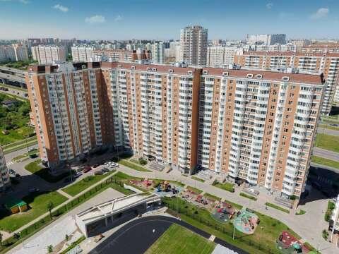 Микрорайон Некрасовка Парк
